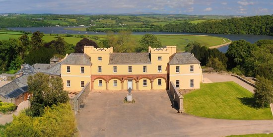 Pentillie Castle