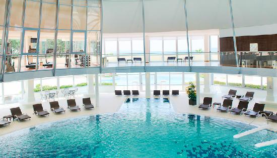Le Meridien Lav Split: SPA & Wellness Indoor Pool