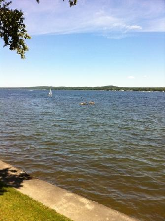 Cliff Dwellers Resort: Beautiful Sturgeon Bay