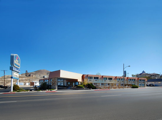 BEST WESTERN Hi-Desert Inn