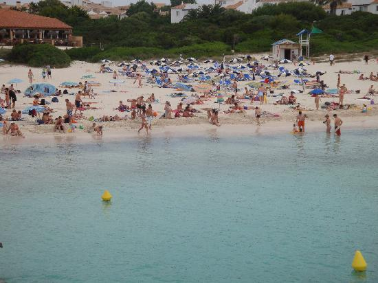 Cala'n Bosch, Spanien: the lovley beach