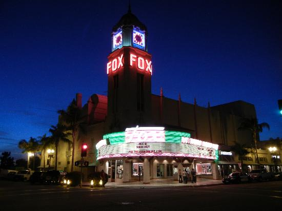 Bakersfield, : Fox Theater