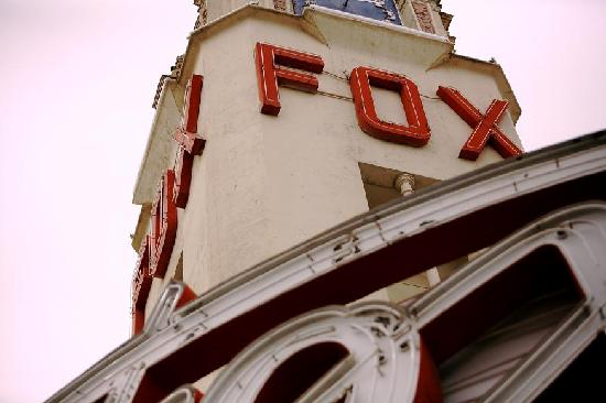 Bakersfield, : Fox Theater Tower