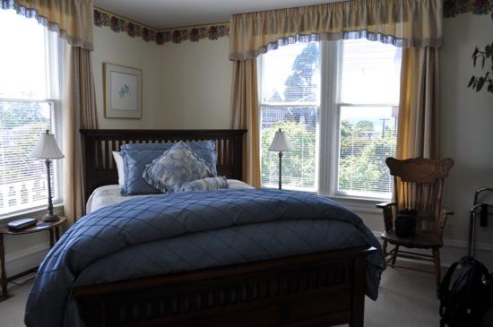 Ashcroft House B&B: Wedgewood Room