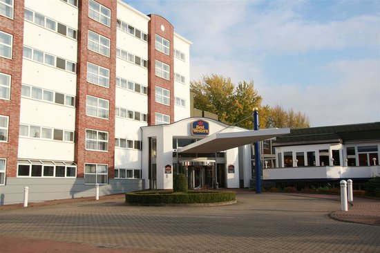 best western parkhotel ropeter gottingen germany
