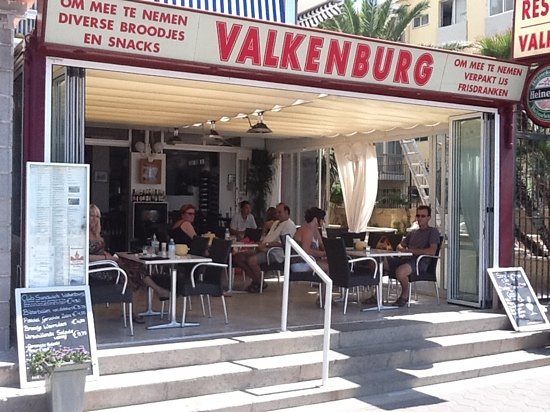 Valkenburg benidorm restaurant reviews phone number photos tripadvisor - Overdekt terras van het restaurant ...