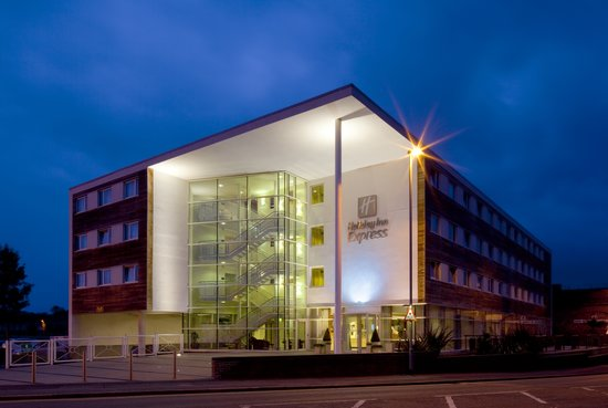 Holiday Inn Express Chester-Racecourse: Holiday Inn Express Chester Racecourse