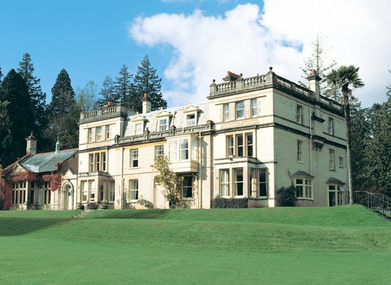 Holne Park House