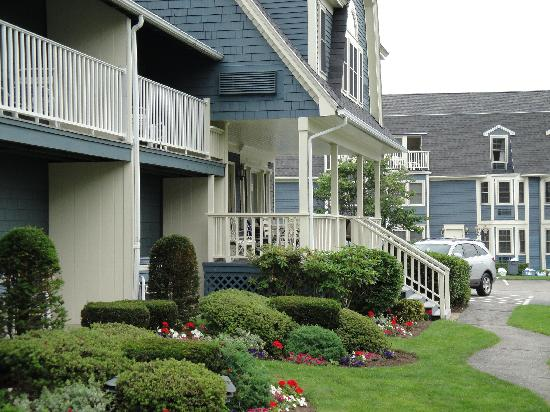 Seacastles Resort Inn and Suites: Seacastles