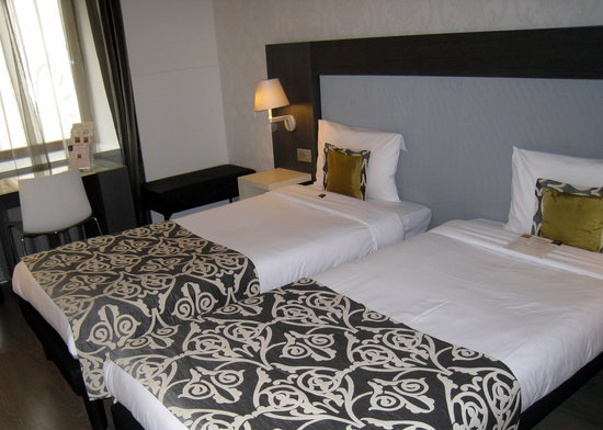 Hotel Palazzo Zichy: Superior Room