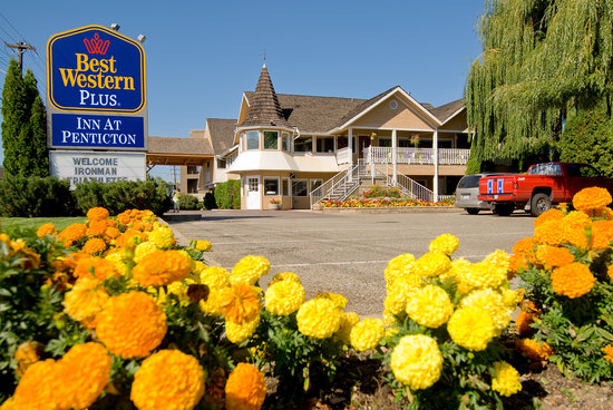 ‪BEST WESTERN PLUS Inn at Penticton‬