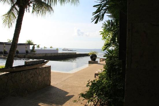 Abaca Boutique Resort: A view