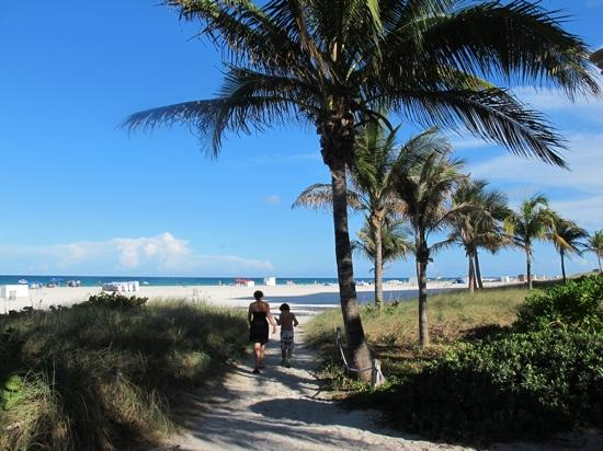Albion South Beach: 5 minutes to the beach - great location!