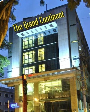 Photo of Grand Continent Hotel Bangalore