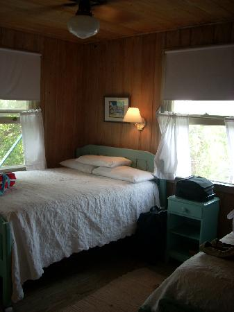 Pawleys Island, SC: comfortable beds