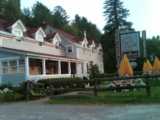 The Gables Inn: Summer