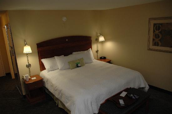 Hampton Inn Hillsboro: King Bed
