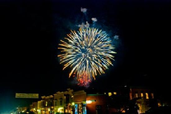 Wildwood Canyon Inn: July 4 in Telluride