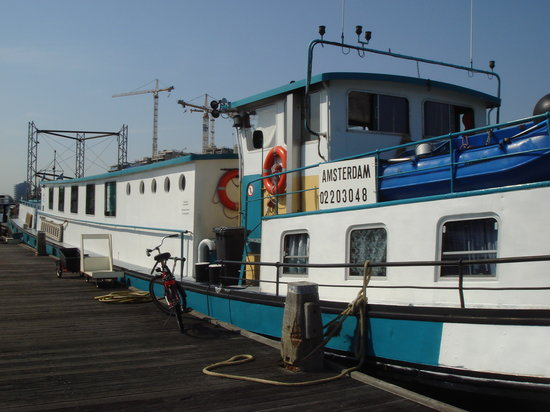 Amsterdam Hotelboat