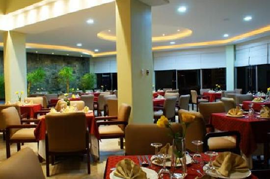 Hotel Ambato: Restaurante