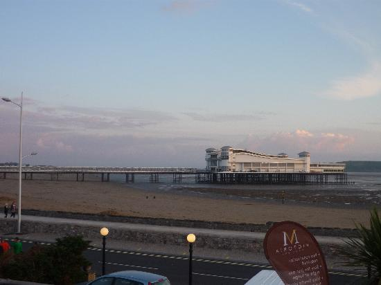 Stevens love of weston-super-mare