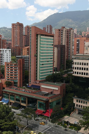 Holiday Inn Express Medellin: Hotel