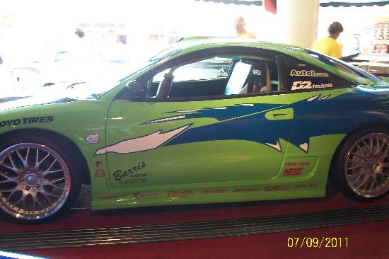 From Fast And Furious Picture Of Hollywood Star Cars Museum Gatlinburg Tripadvisor