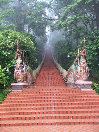 Chiang Mai, Thailand: Doi Suthep