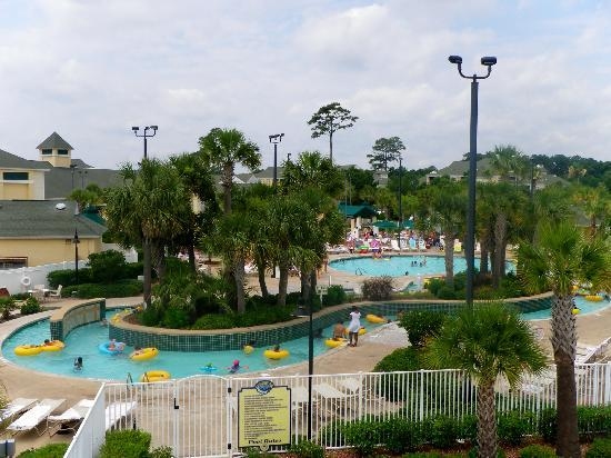 Sheraton Broadway Plantation Resort Villas: Lazy River