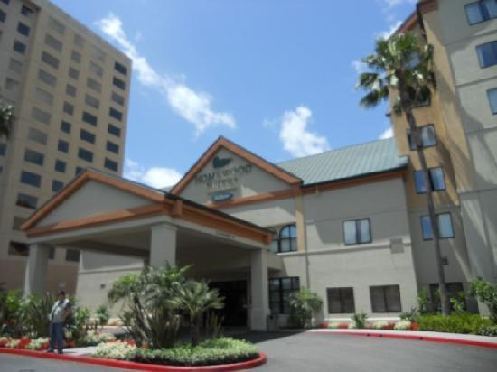 Front Picture Of Homewood Suites By Hilton Anaheim Main Gate Area Garden Grove Tripadvisor
