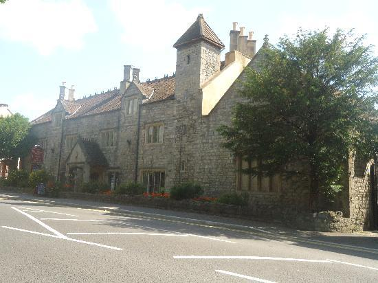 Old Manor House Hotel: hotel