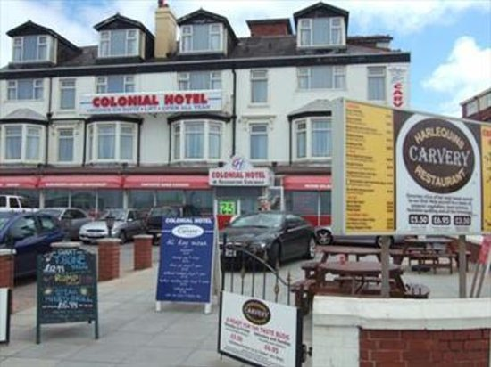 Photo of Colonial Hotel Blackpool