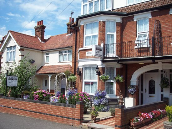 Felixstowe, UK : Bulimba Guest House 