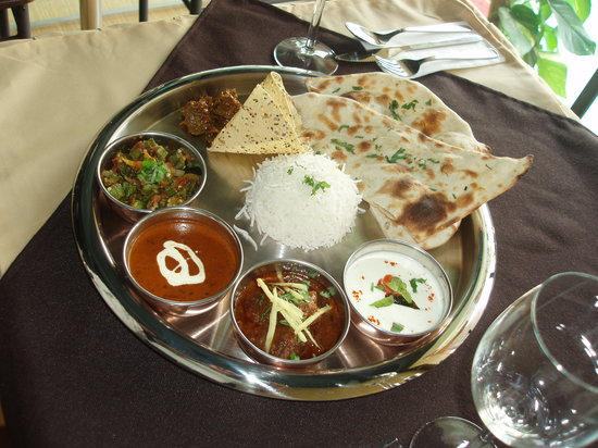 Flavour aroma picture of taj of india north indian for Aroma cuisine of india