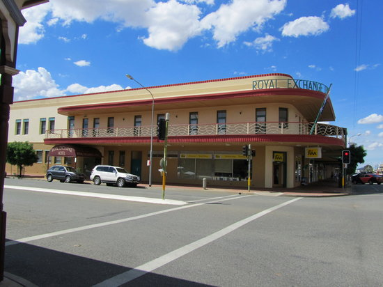 Photo of Royal Exchange Hotel Broken Hill