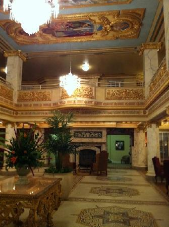 French Lick Resort: Lobby