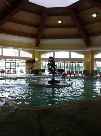 French Lick Resort: Indoor Pool