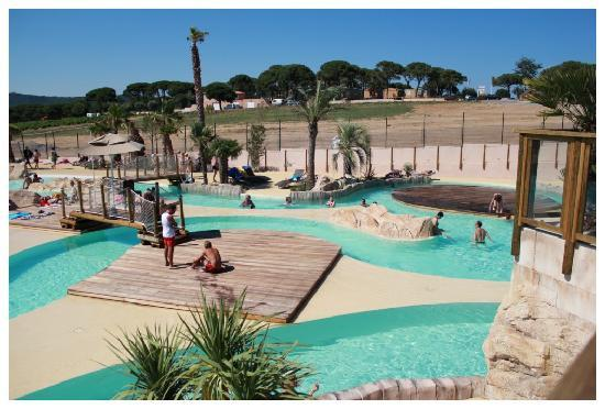 Piscine picture of yelloh village les tournels for Camping a fort mahon avec piscine