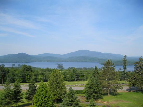 Blair Hill Inn: Moosehead Lake