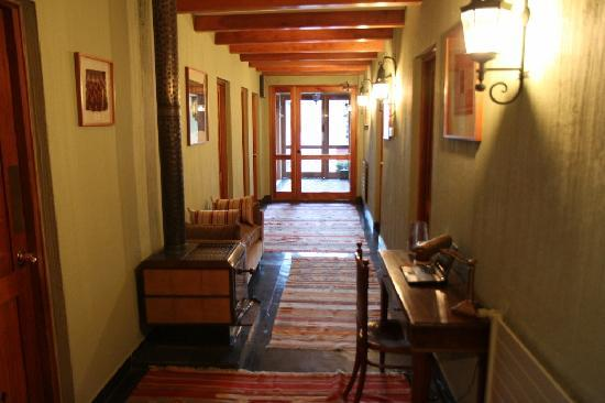 Santiago Hillside Hotel: main hall