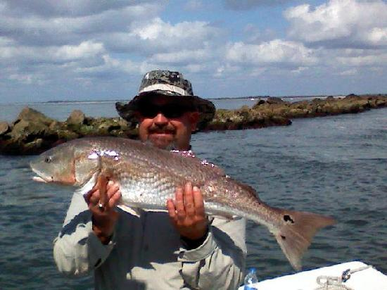 Fishing with capt fritz picture of adventure outdoors for Isle of palms fishing