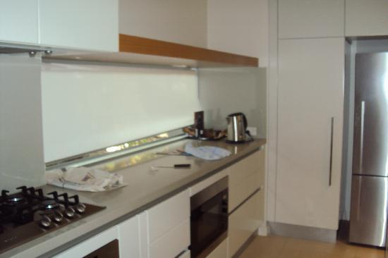RACV Noosa Resort: the 2 bedroom kitchen