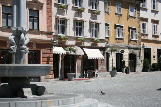 Photo of Antiq Hotel Ljubljana