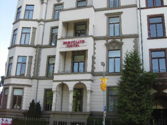 Mercure Hotel Hannover Willy Brandt Allee