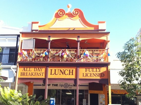 The balcony restaurant townsville restaurant reviews for The balcony restaurant