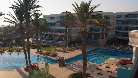 Constantinou Bros Asimina Suites Hotel: View from room