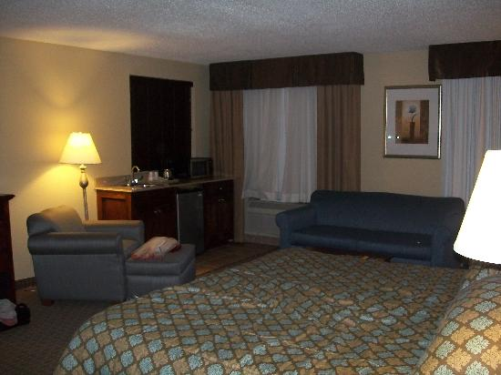 Barrington Hotel &amp; Suites: Presidential Suite