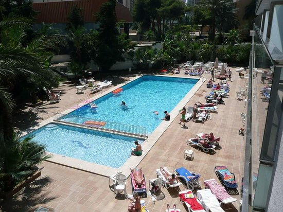 Hotel perla residencia benidorm spain hotel reviews for Hotel perla benidorm