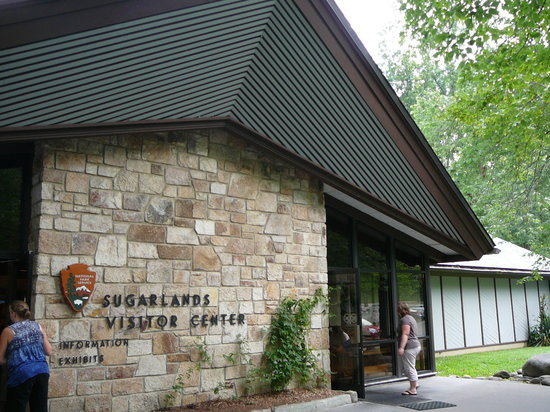 Photos of Sugarlands Visitors Center, Great Smoky Mountains National Park