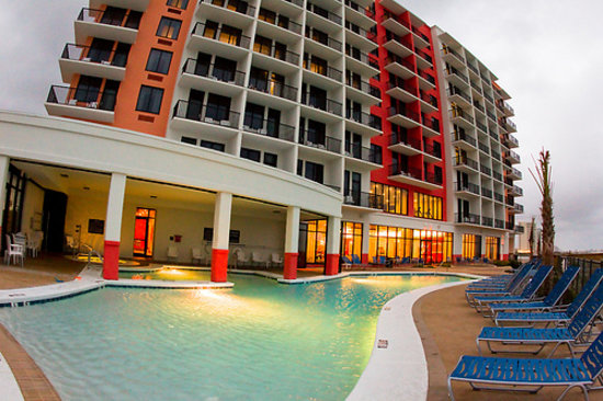 Photo of Hampton Inn & Suites Orange Beach / Gulf Front